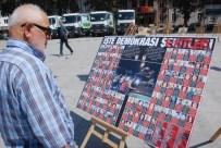 KARİKATÜR - Tokat'ta 15 Temmuz Milli Direniş Fotoğraf Ve Karikatür Sergisi