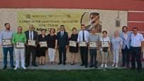 MUHARREM TOPRAK - 5.Şakir Süter Gazetecilik Yarışması Ödülleri Sahiplerini Buldu