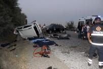 KATLIAM - Adıyaman'da Trafik Katliamı Açıklaması 7 Ölü