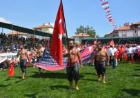 MUSTAFA AKSOY - Altın Kiraz'da Başpehlivan Ali Gürbüz