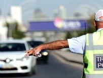 İSTANBUL YOLU - Ankara'da bazı yollar trafiğe kapatılacak