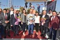 SAHİL YOLU - Bakanlar Aydıncık'ta Temel Atma Törenine Katıldı