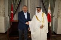 BAHREYN - Başbakan Binali Yıldırım Bahreyn Kralı İle Görüştü