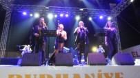 Burhaniye'de Festival Grup Alaturka Band Konseri İle Noktalandı