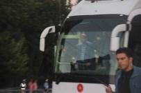 ERSİN ARSLAN - Cumhurbaşkanı Erdoğan, Bombalı Terör Saldırısında Yaralananları Ziyaret Etti