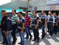 DANıŞTAY - Danıştay ve Yargıtay personeli 102 şüpheli, adliyeye sevk edildi