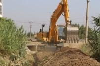 BELDEN - Ergenekon Mahallesi'nin İçme Suyu Terfi Hattı Yenileniyor