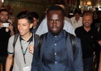 EDINBURGH - Galatasaray'ın Yeni Transferi İstanbul'da