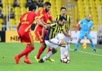 ROBİN VAN PERSİE - Kadıköy'de İlk Yarıda 4 Gol