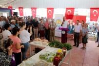 SEÇİLME HAKKI - Kadın Üretici Pazarı'nın 4.'Sü Akdeniz Mahallesi'nde