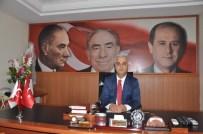 SULTAN ALPARSLAN - MHP İl Başkanı Baş'tan 'Bulvar İsmi' Çıkışı