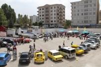 YALIN - Modifiyeli Araba Fuarı'nda Şehitler Unutulmadı