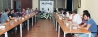 MÜSİAD Konya Şubesi'nde Karz-I Hasen Sandığı Anlatıldı