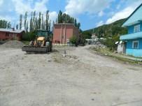 ÇEVRE YOLLARI - Posof'ta Belediye Çalışmaları Devam Ediyor