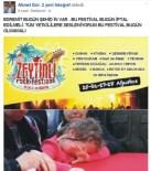 MEMUR SEN - Şehit Cenazesinin Olduğu Edremit'teki Rock Festivaline Büyük Tepki