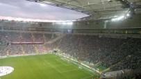 MEHTER TAKIMI - Timsah Arena'da Tarihi Gece