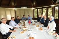 İSMAIL AYDıN - Torun Açıklaması 'Türkiye'yi Bölmeye Çalışanlara En Güzel Cevap Hedeflerimizi Gerçekleştirmek Olacaktır'