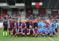 Trabzon'da Anlamlı Maç