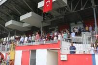Trabzonspor Taraftarlarından Şehit Ailelerine Destek