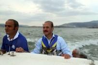 Vali Kemal Yurtnaç Açıklaması 'Süreyyabey Barajı Çekerek İlçemize Büyük Değer Katmaktadır'