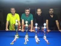 BILARDO - 30 Ağustos Şampiyonu Erkan Yıldırım