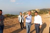 OSMAN GAZİ KÖPRÜSÜ - AK Parti Kocaeli Milletvekili Cemil Yaman, Gebze Macera Parkında İncelemelerde Bulundu