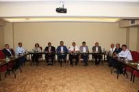 AK Partili Belediye Başkanları Toplantıda Bir Araya Geldi
