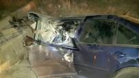 DİKKATSİZLİK - Balayından Dönen Çift Kazada Can Verdi