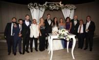 TUNCAY ÖZKAN - Başkan Altınok Öz, Gazeteci Mustafa Mutlu'nun Kızı Ege Mutlu'nun Nikahını Kıydı