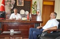 ERENTEPE - Başkan Vekili Kardağı Erentepe Beldisini Ziyaret Etti
