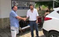 YARıMCA - Bodrum'da Çaldılar, Kocaeli'de Yakalandılar
