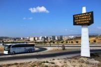 AVRASYA - Çanakkale'ye 'Demokrasi Otogarı'