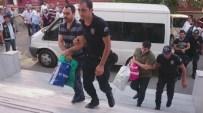 İCRA MÜDÜRLÜĞÜ - Çorlu'da FETÖ Operasyonunda Gözaltına Alınan 47 Kişi Adliyede