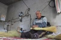 DOYRAN  - Edirne'de Unutulmaya Yüz Tutmuş Zanaat Açıklaması 'Süpürgecilik'
