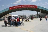 MEHMET ÖZER - Esendere Gümrük Kapısı Tekrar Açıldı