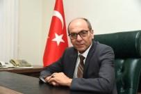 DEVRAN KUTLUGÜN - Genel Sekreter Kutlugün Göreve Başladı