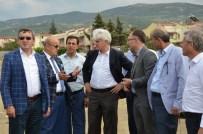 İSMAIL AYDıN - İznik'e Spor Kompleksi