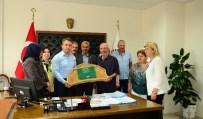 MUHARREM TOZAN - Konuralp Proje Ekibinden Tozan'a Ziyaret