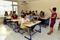EŞIT AĞıRLıK - Konyaaltı Etüt Merkezi'nde Dersler Başladı