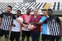 SPARTA - Manisaspor'da 5 Yeni Transfer
