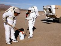 BİLİM ADAMI - Mars'ta yaşam simülasyonu