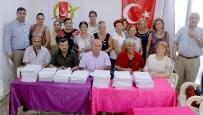 AKKUYU NÜKLEER SANTRALİ - Mersin'de Çevreciler Nükleer Santrale Karşı 30 Bin İmza Topladı