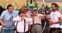 UÇURTMA ŞENLİĞİ - MÜSİAD Konya Şubesi Üyeleri Geleneksel Piknik Programında Bir Araya Geldi