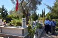OTOBÜS SEFERLERİ - Nazilli'de Mezarlıklar Kurban Bayramı'na Hazırlanıyor
