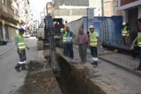 ENVER YıLMAZ - Reşadiye Caddesi'nin Alt Yapısı Yenileniyor