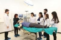 İSTANBUL AYDIN ÜNİVERSİTESİ - Sağlık Bölümleri Öğrencilerin Gözdesi