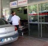 HARRAN ÜNIVERSITESI - Şanlıurfa'da Trafik Kazası Açıklaması 4 Yaralı