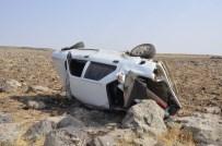 ÜÇKUYU - Siverek'te Trafik Kazası Açıklaması 6 Yaralı