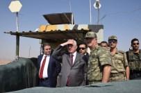ABDULLAH ÇIFTÇI - Suriye Sınırına Duvar Örme Çalışmaları Devam Ediyor