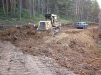 EROZYON - 2019'A Kadar 8 Bin 500 Kilometre Yeni Orman Yolu Yapılacak